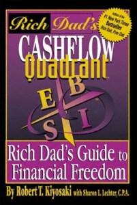 Cashflow-Quadrant-Front of Book